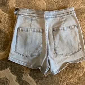 Amuse Society High Waist Shorts sz. 25